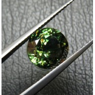Sold Gia 4.80Ct Color Changing Demantoid Garnet