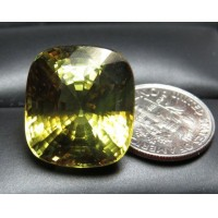 Sold 29.97Ct Color Changing Alexandrite Gia Certified