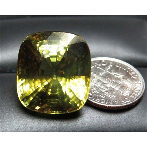 Sold 29.97Ct Alexandrite Gia Certified