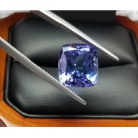 $3,500 Lovely 7.88Ct Tanzanite Loose December Birthstone $1,800