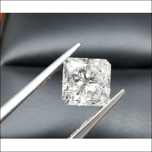 2.38Ct Square Radiant Diamond Gia Certified H Vs1