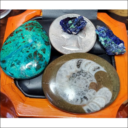 90.25Ctw 4 Stone Gem Lot $1Nr