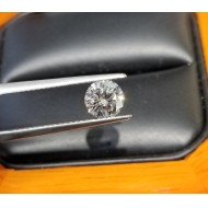 $6,500 1.08Ct F Vs1 Gia Round Brilliant Diamond