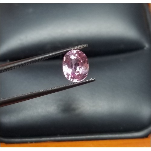$500 .95ct Pink Spinel Oval Gemstone $1Nr