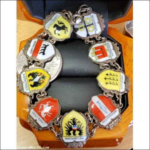 $50-$100 Estate European Bracelet Without Reserve